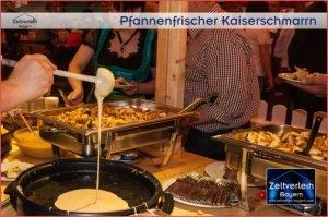 Almfest im Almzelt von Zeltverleih Oberbayern