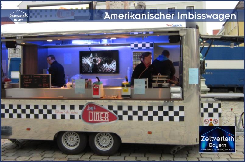 Amerikanische Feste Zeltverleih Oberbayern