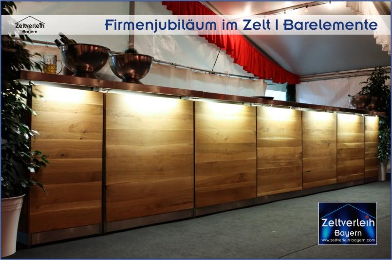 Firmenjubiläum im Zelt Zeltverleih Oberbayern