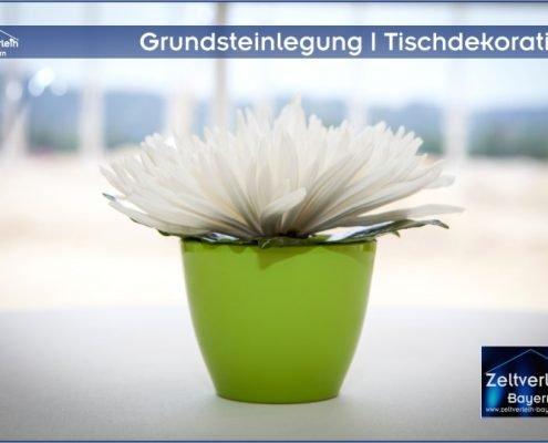 Grundsteinlegung BMW Zeltverleih Oberbayern