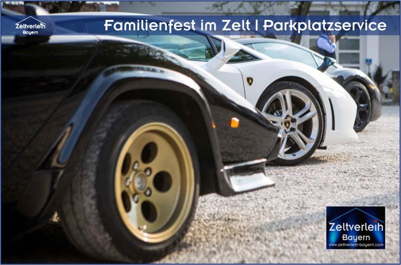Familienfest im Zelt mit Zeltverleih Oberbayern