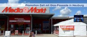 Promotionzelt von Zeltverleih Oberbayern und Neuburg