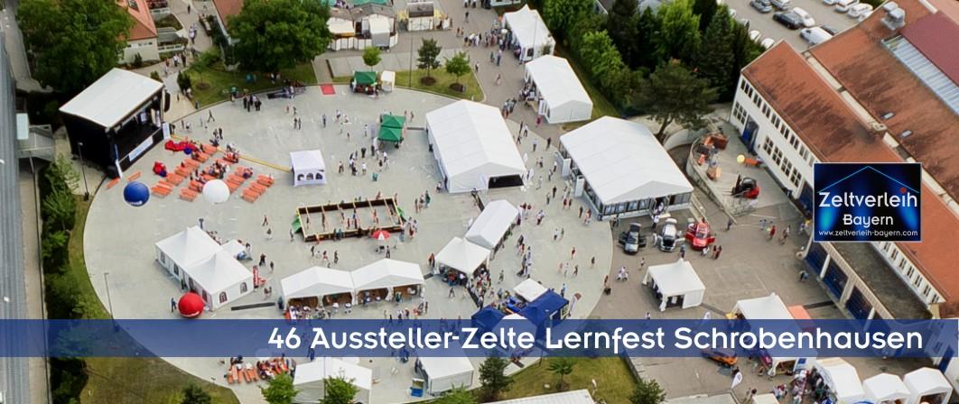 Zelte von Zeltverleih Oberbayern und Schrobenhausen