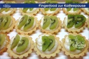 Fingerfood zum Seminar und Kaffeepause Catering Oberbayern